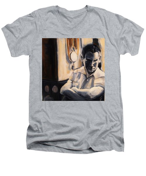 Love Is So Short Men's V-Neck T-Shirt