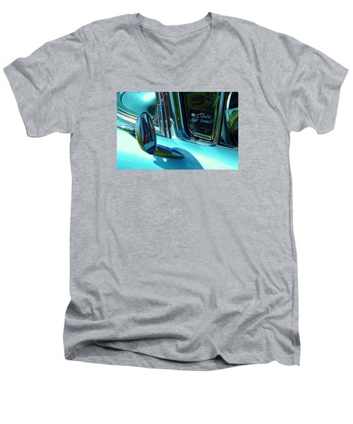Love That Old Car Smell Men's V-Neck T-Shirt