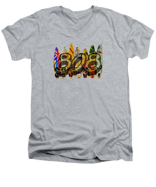 Lovin' 808 Men's V-Neck T-Shirt