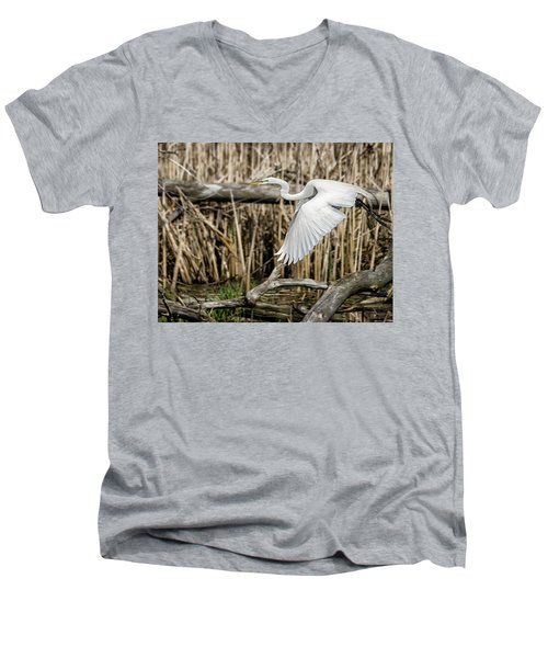 Low And Slow Men's V-Neck T-Shirt