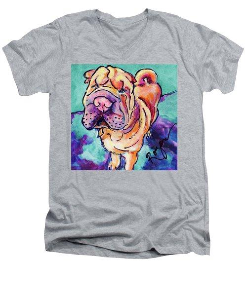 Lucca Men's V-Neck T-Shirt