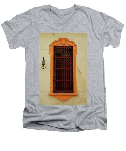 Lucky Number Men's V-Neck T-Shirt