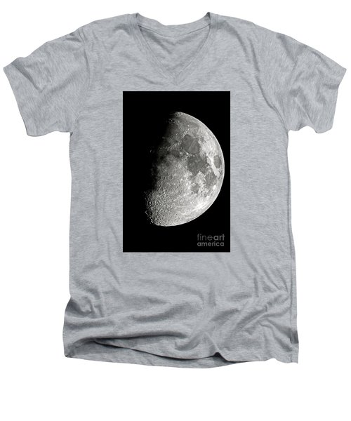 Luna Men's V-Neck T-Shirt