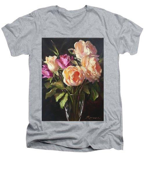 Lush Men's V-Neck T-Shirt