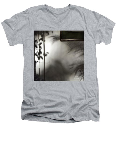 Lysiloma Shadows Men's V-Neck T-Shirt by Kim Nelson