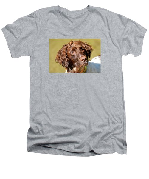 Maggie Head Men's V-Neck T-Shirt