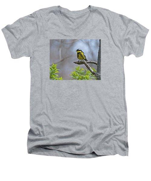 Maggie... Men's V-Neck T-Shirt