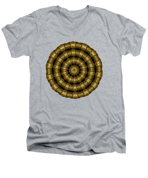 Magic Brass Rings Men's V-Neck T-Shirt