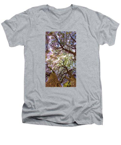Magic Canopy Men's V-Neck T-Shirt