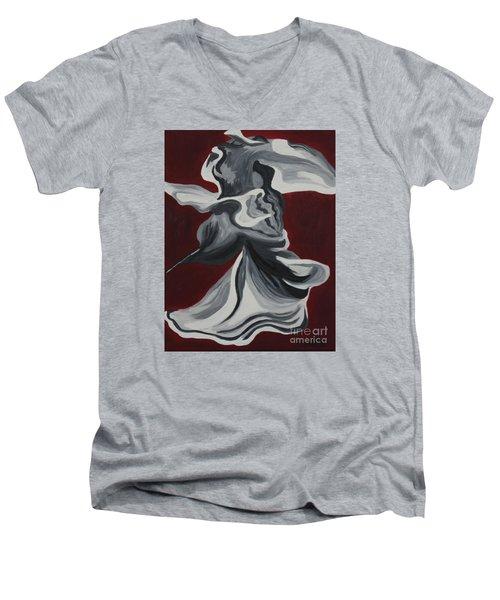 Magic Dance Men's V-Neck T-Shirt