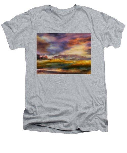 Magic Hour IIi Men's V-Neck T-Shirt