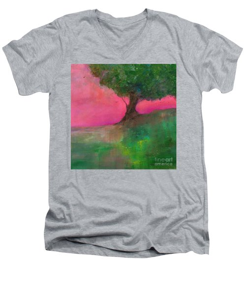 Magic Hour Men's V-Neck T-Shirt