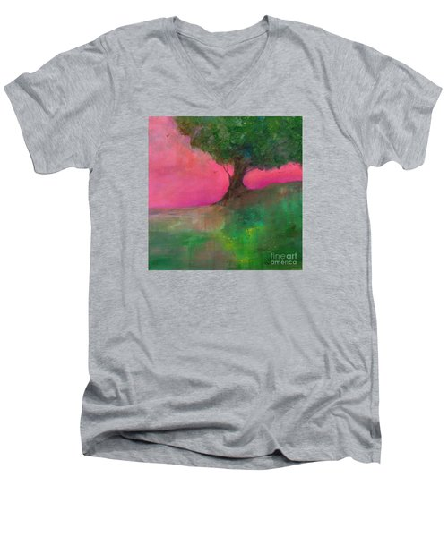 Magic Hour Men's V-Neck T-Shirt