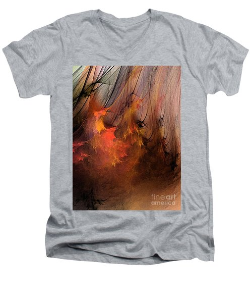 Magic Men's V-Neck T-Shirt