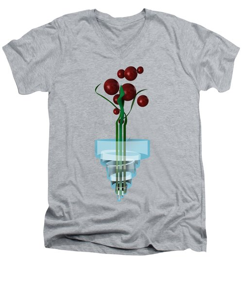 Magic Plant Men's V-Neck T-Shirt