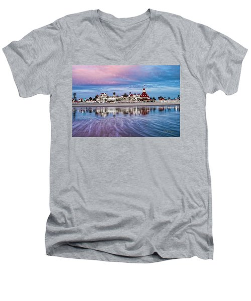 Magical Moment Horizontal Men's V-Neck T-Shirt
