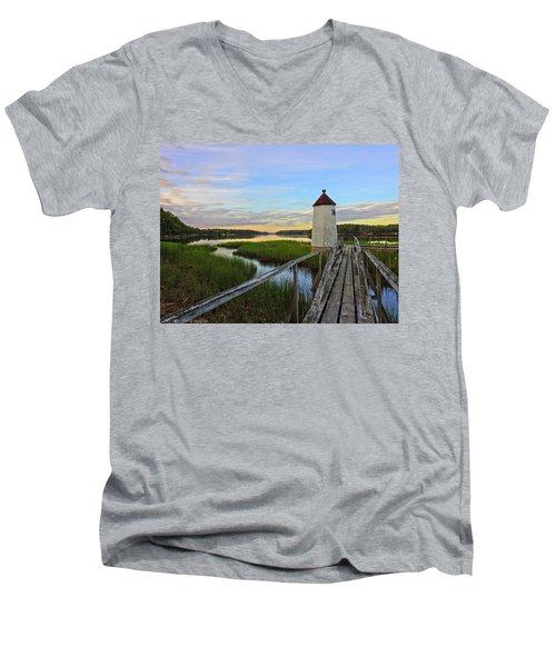 Magical Morning Musings Men's V-Neck T-Shirt