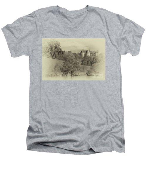 Majestic Biltmore Estate Men's V-Neck T-Shirt