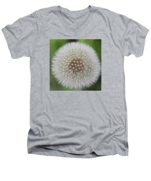 Make A Wish Men's V-Neck T-Shirt by DJ Florek