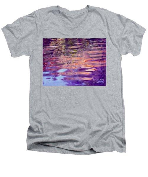 Manifesting Pleasure Men's V-Neck T-Shirt