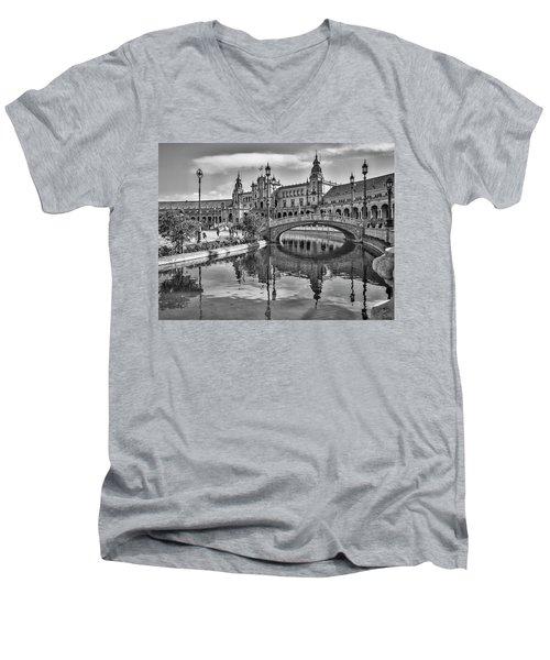 Many Angles To Shoot Men's V-Neck T-Shirt