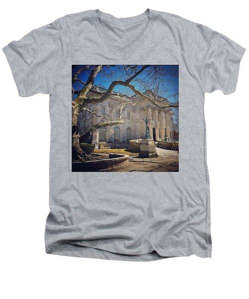 Marble House Men's V-Neck T-Shirt