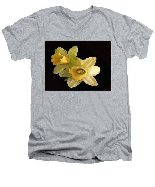 March 2010 Men's V-Neck T-Shirt