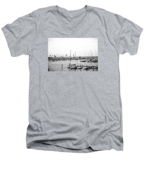 Marina De Corpus Christie Men's V-Neck T-Shirt