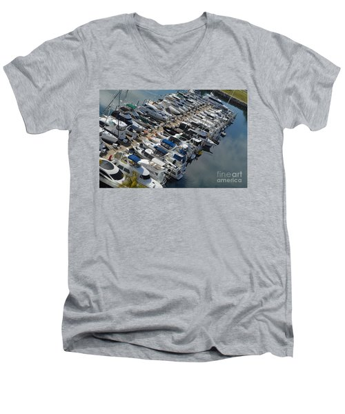 Marina Men's V-Neck T-Shirt