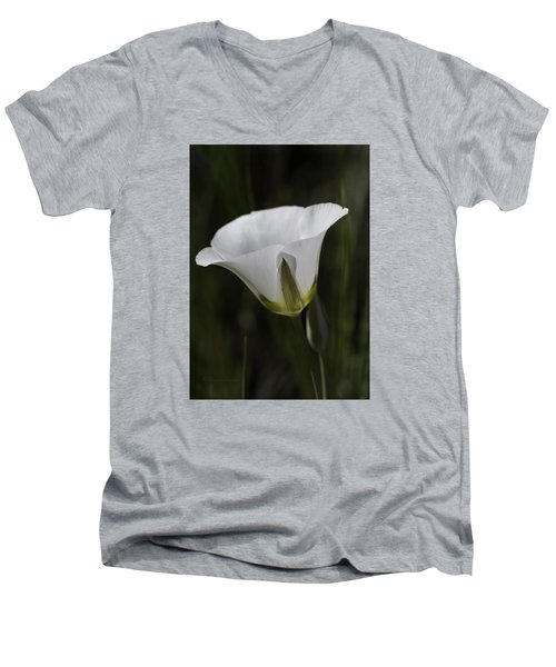 Mariposa Lily 6 Men's V-Neck T-Shirt