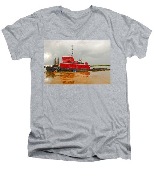 Mark K Men's V-Neck T-Shirt