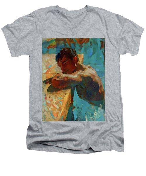 Marko Men's V-Neck T-Shirt