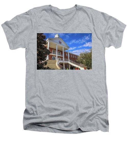 Martin Hall 04 Men's V-Neck T-Shirt