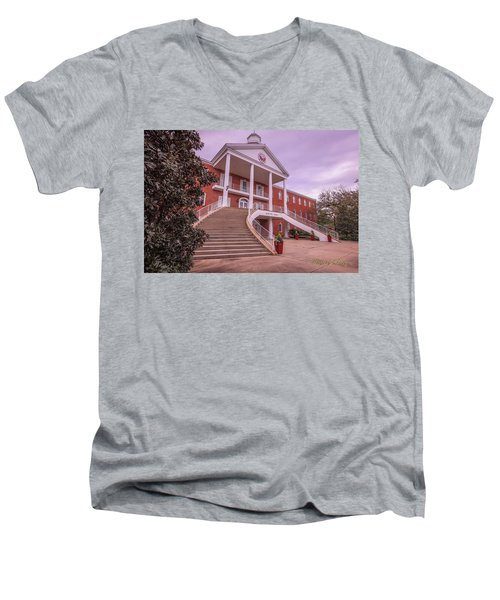 Martin Hall 5 Men's V-Neck T-Shirt