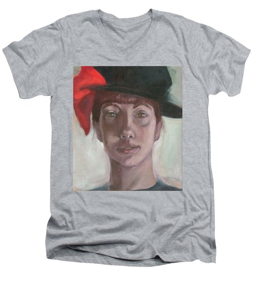 Mary Virginia Men's V-Neck T-Shirt