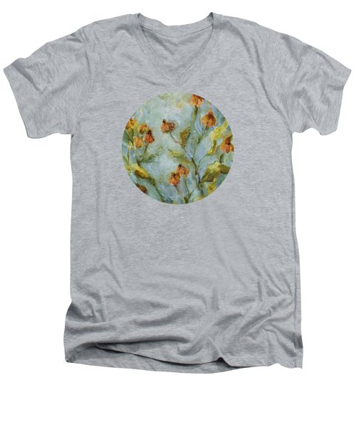 Mary's Garden Men's V-Neck T-Shirt