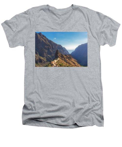 Masca Men's V-Neck T-Shirt