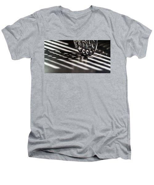 Masher Shadows Men's V-Neck T-Shirt