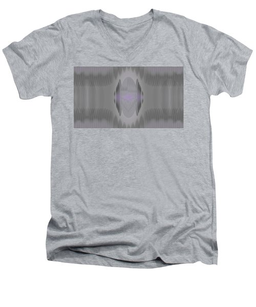 Maskfeather Men's V-Neck T-Shirt