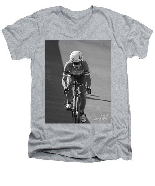 Masters Sprint Men's V-Neck T-Shirt