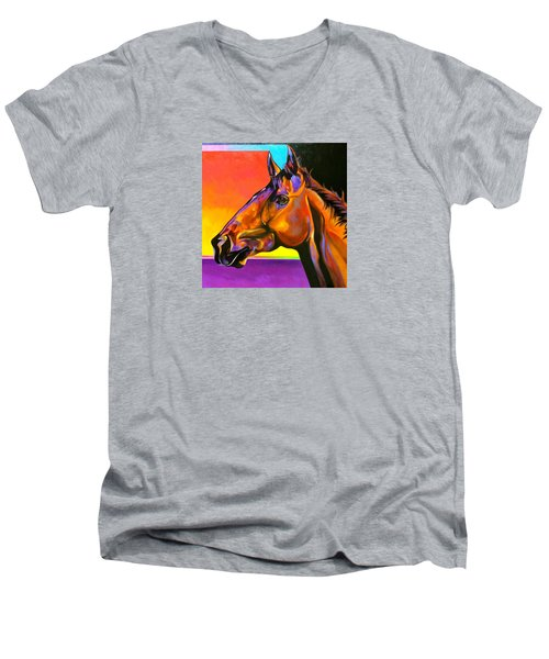Maurice Men's V-Neck T-Shirt