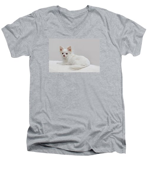 Maya 2 Men's V-Neck T-Shirt