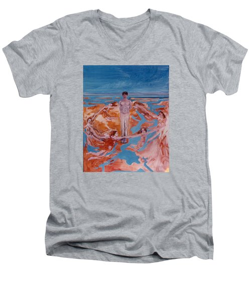 Me And The Furies Men's V-Neck T-Shirt