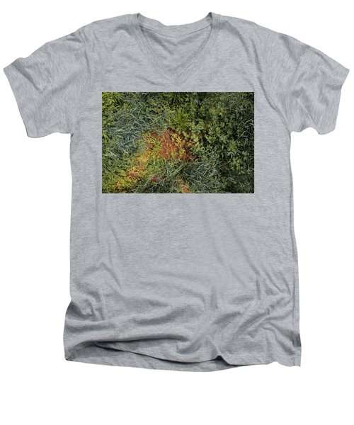 Meadow Floor Men's V-Neck T-Shirt