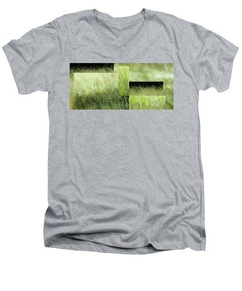 Meadow -  Men's V-Neck T-Shirt