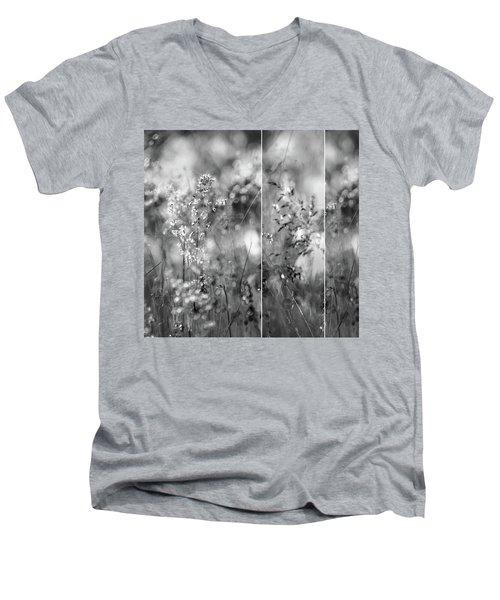 Meadowgrasses Men's V-Neck T-Shirt