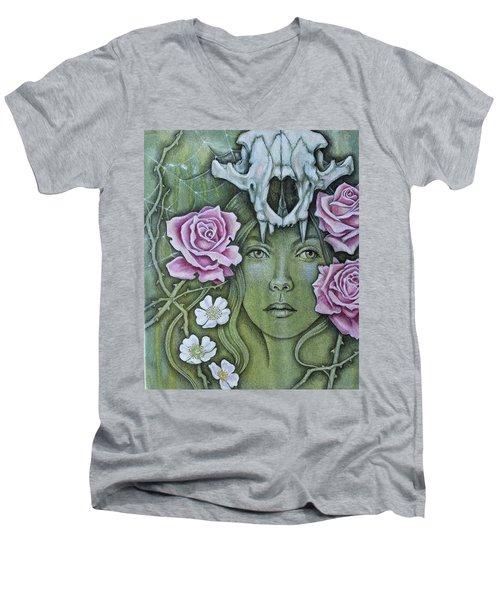 Medicinae Men's V-Neck T-Shirt
