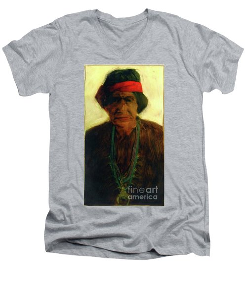 Medicine Man Men's V-Neck T-Shirt