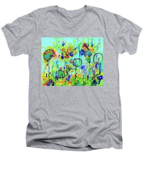 Meet You At The Carnival Men's V-Neck T-Shirt