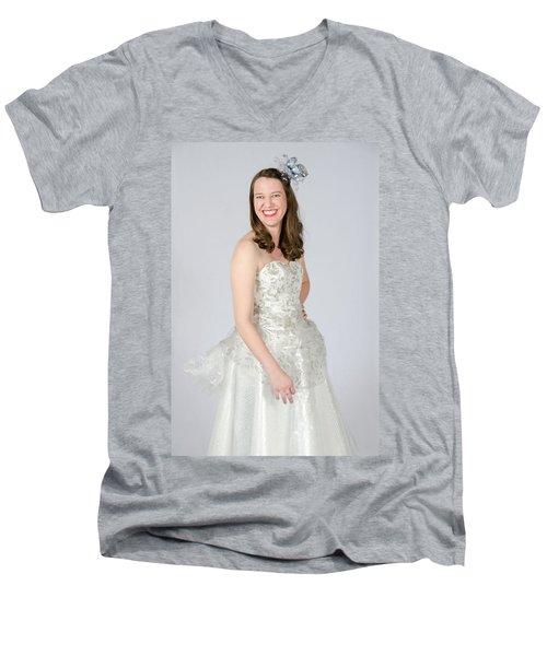 Melisa Hart In Ready To Ship Men's V-Neck T-Shirt